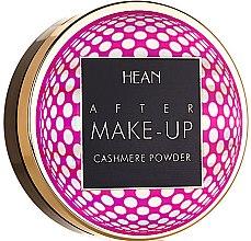 Kompakter Gesichtspuder - Hean After Makeup-up Cashmere Compact Powder — Bild N1