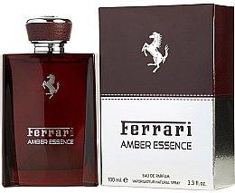 Düfte, Parfümerie und Kosmetik Ferrari Amber Essence (2016) - Eau de Parfum