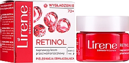 Düfte, Parfümerie und Kosmetik Anti-Falten-Pflegecreme - Lirene 70+