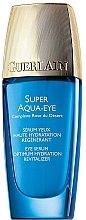 Düfte, Parfümerie und Kosmetik Intensiv feuchtigkeitsspendendes Serum für die Augenpartie - Guerlain Super Aqua-Eye 15ml
