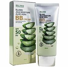 Düfte, Parfümerie und Kosmetik Feuchtigkeitsspendende BB Creme mit Aloe Vera - Blumei Jeju Moisture Aloe Vera BB Cream