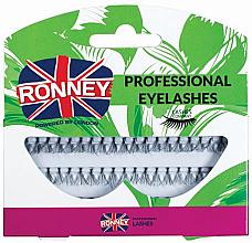 Düfte, Parfümerie und Kosmetik Wimpernbüschel-Set - Ronney Professional Eyelashes 00032