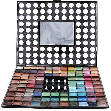Lidschatten-Palette - Cosmetic 2K Colourful Eyes Palette — Bild N1