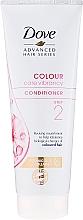 Düfte, Parfümerie und Kosmetik Farbschützende Haarspülung mit Kollagen - Dove Advanced Hair Series Colour Care