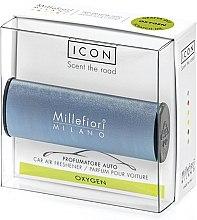 Düfte, Parfümerie und Kosmetik Auto-Lufterfrischer Oxygen - Millefiori Milano Icon Car Air Freshener Oxygen