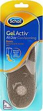 Düfte, Parfümerie und Kosmetik Gel-Einlegesohlen - Scholl Gel Active All Day Boots
