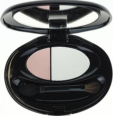 Duo-Lidschatten - Shiseido The Makeup Silky Eyeshadow Duo — Bild N1