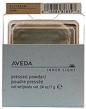 Düfte, Parfümerie und Kosmetik Mineralpuder - Aveda Inner Light Mineral Pressed Powder (Austauschbarer Pulverkern)