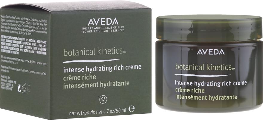 Intensiv feuchtigkeitsspendende Gesichtscreme - Aveda Botanical Kinetics Intense Hydrating Rich Cream