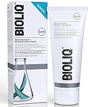 Düfte, Parfümerie und Kosmetik 3in1 Reinigungsgel für Gesicht, Körper und Haare - Bioliq Clean Cleansing Gel For Face Body And Hair