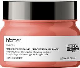 Düfte, Parfümerie und Kosmetik Pflegende Haarmaske - L'Oreal Professionnel Inforcer Strengthening Anti-Breakage Masque