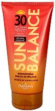 Düfte, Parfümerie und Kosmetik Wasserfeste Sonnenschutzlotion für Körper SPF 30 - Farmona Sun Balance SPF30