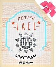 Düfte, Parfümerie und Kosmetik Sonnenschutzcreme SPF 50+ - Petite Lael UV Sun Cream SPF50+/PA+++ (Mini)