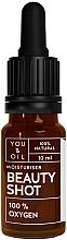 Düfte, Parfümerie und Kosmetik Feuchtigkeitsspendendes Gesichtsserum - You & Oil Beauty Shot 100 % Oxygen