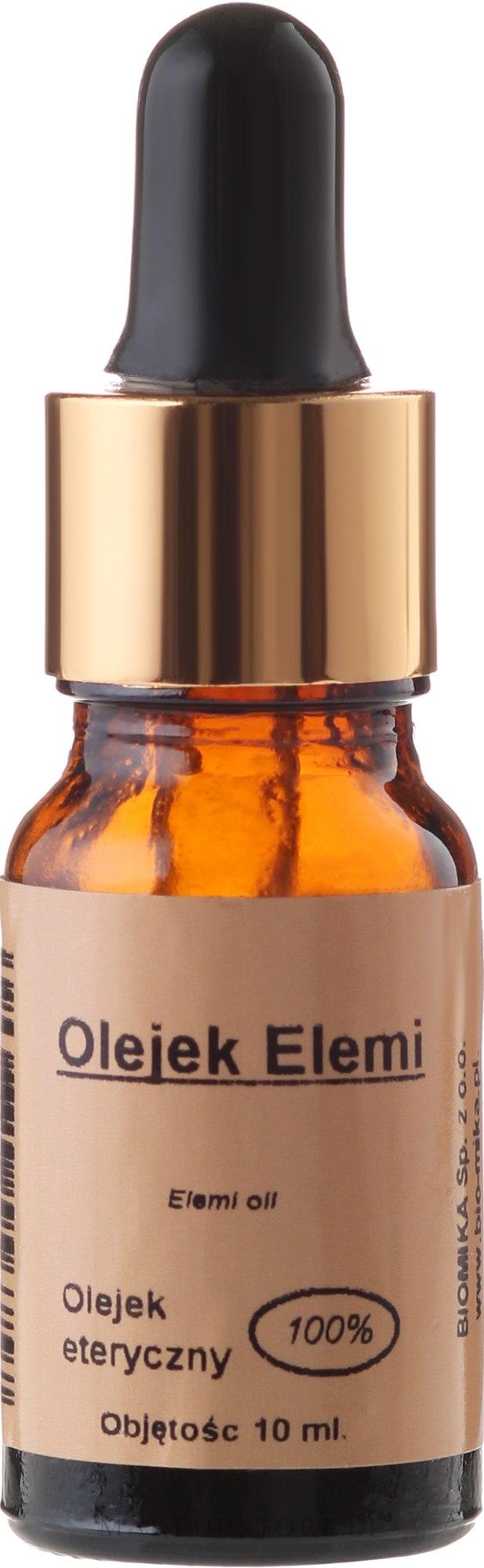 Ätherisches Elemiöl - Biomika Oil Elemi — Bild 10 ml