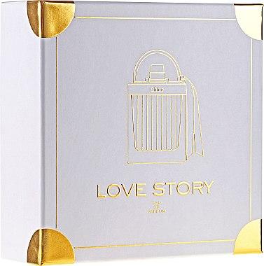 Chloe Love Story - Duftset (Eau de Parfum 50ml + Körperlotion 100ml) — Bild N2