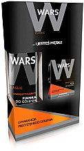 Düfte, Parfümerie und Kosmetik Gesichtspflegeset - Miraculum Wars Classic (Rasierschaum 300ml + After Shave Lotion 90ml)