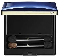 Düfte, Parfümerie und Kosmetik Leere Lidschatten-Box - Cle De Peau Beaute Eye Color Quad Case