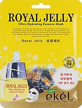 Düfte, Parfümerie und Kosmetik Pflegende Tuchmaske mit Gelée Royale - Ekel Royal Jelly Hydrating Essence Mask