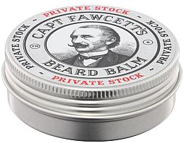 Düfte, Parfümerie und Kosmetik Bartbalsam - Captain Fawcett Private Stock