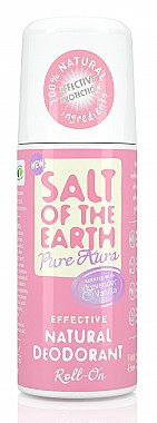 Deo Roll-on - Salt of the Earth Lavender And Vanilla Natural Roll-On Deodorant — Bild N1
