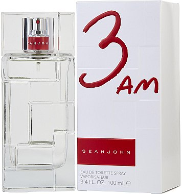 Sean John 3 AM - Eau de Toilette  — Bild N1