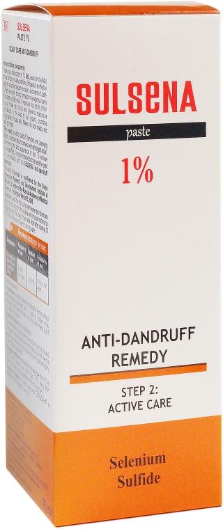 Anti-Schuppen Haarpaste mit Selen - Sulsena — Bild N2