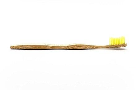 Bambuszahnbürste weich gelb - Humble Brush — Bild N1