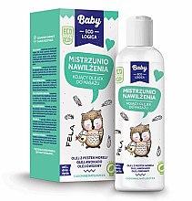 Düfte, Parfümerie und Kosmetik Beruhigendes Massageöl für Kinder und Babys - Baby EcoLogica Soothing Massage Oil