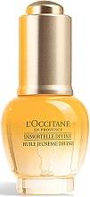 Düfte, Parfümerie und Kosmetik Gesichtsöl - L'Occitane Immortelle Divine Youth Oil