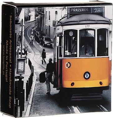 Naturseife Jasmine - Essencias De Portugal Electrico De Lisboa Jasmine Soap Live Portugal Collection — Bild N1