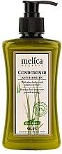 Düfte, Parfümerie und Kosmetik Haarspülung gegen Haarausfall mit Kalmus und Sheabutter - Melica Organic Anti-Hair Loss Conditioner