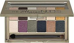 Lidschattenpalette - Maybelline The 24 Karat Nudes — Bild N2