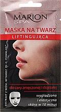 Düfte, Parfümerie und Kosmetik Tuchmaske für das Gesicht mit Liftingeffekt - Marion SPA Mask