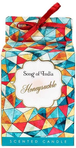 Duftkerze im Glas Honeysuckle - Song of India Honeysuckle Candle — Bild N1