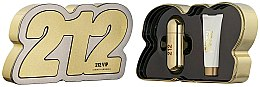 Düfte, Parfümerie und Kosmetik Carolina Herrera 212 VIP - Duftset (Eau de Parfum 80ml + Körperlotion 100ml)