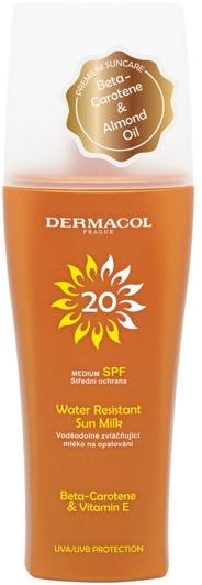 Wasserfestes Sonnenschutzmilch-Spray SPF 20 - Dermacol Sun Water Resistant Milk Spray SPF20 — Bild N1