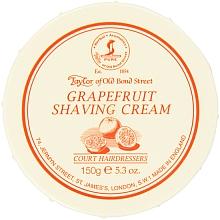 Düfte, Parfümerie und Kosmetik Rasiercreme mit Grapefruitduft - Taylor of Old Bond Street Grapefruit Shaving Cream