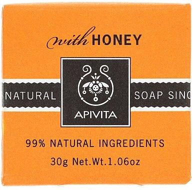 Naturseife mit Honig - Apivita Soap with honey — Bild N3