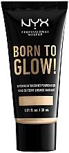 Düfte, Parfümerie und Kosmetik Flüssige Foundation - NYX Professional Makeup Born To Glow