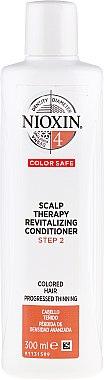 Haarspülung für coloriertes Haar - Nioxin '4' Scalp Therapy Revitalising Conditioner — Bild N1