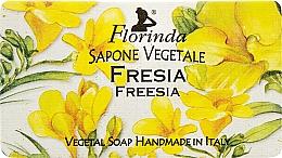 Düfte, Parfümerie und Kosmetik Naturseife Freesie - Florinda Sapone Vegetale Freesia