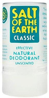 Deostick mit natürlichen Mineralsalzen - Salt of the Earth Crystal Classic Deodorant — Bild N1