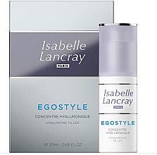 Düfte, Parfümerie und Kosmetik Falten-Filler mit Hyaluronsäure - Isabelle Lancray Egostyle Hyaluronic Filler