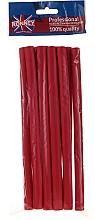 Düfte, Parfümerie und Kosmetik Schaumstoffwickler 12/240 mm rot - Ronney Professional Flex Rollers