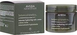 Düfte, Parfümerie und Kosmetik Intensiv feuchtigkeitsspendende Gesichtscreme - Aveda Botanical Kinetics Intense Hydrating Rich Cream
