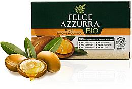 Düfte, Parfümerie und Kosmetik Blockseife mit Argan - Felce Azzurra Bio Soap