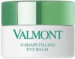 Düfte, Parfümerie und Kosmetik Faltenfüllender Augenbalsam - Valmont V-Shape Filling Eye Balm