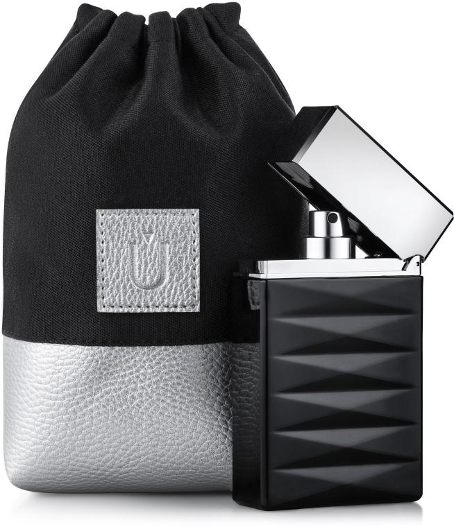 Baumwollsäckchen Perfume Dress schwarz (ohne Inhalt) - MakeUp