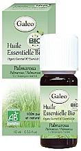 Düfte, Parfümerie und Kosmetik Organisches ätherisches Öl Palmarosa - Galeo Organic Essential Oil Palmarosa